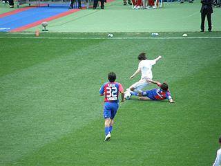 FC東京×アルビレックス新潟 J1第1節_c0025217_2535940.jpg