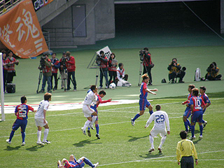 FC東京×アルビレックス新潟 J1第1節_c0025217_25362.jpg