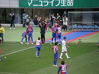 FC東京×アルビレックス新潟 J1第1節_c0025217_2541489.jpg