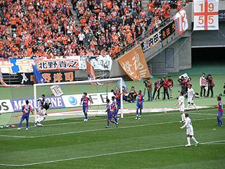 FC東京×アルビレックス新潟 J1第1節_c0025217_2542417.jpg