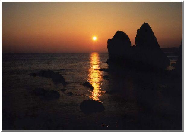 夜明と夕景の風景_d0123528_145543.jpg