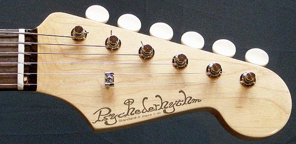 「PYG色」の「Traditionalcaster」が完成!…そして発売!_e0053731_21323679.jpg