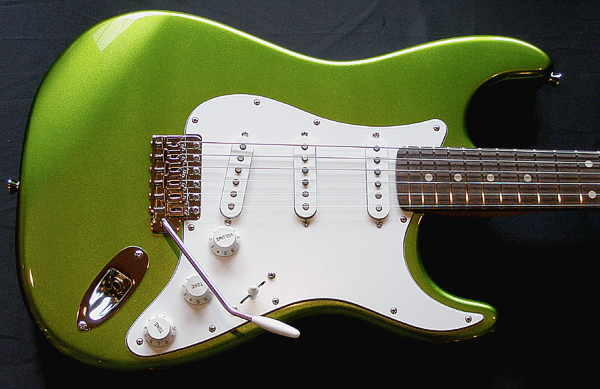 「PYG色」の「Traditionalcaster」が完成!…そして発売!_e0053731_2134557.jpg