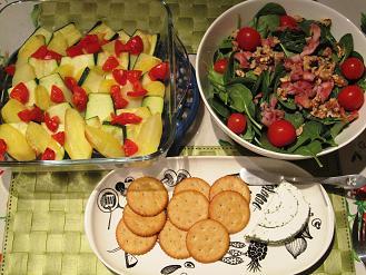週末Lunch&Dinner_b0125769_5121470.jpg