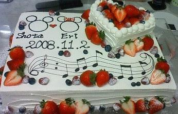 ケーキに願いを☆2_d0079577_16192765.jpg