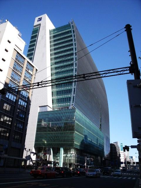 東京日本橋の白木屋百貨店(木田保造設計・施工作品)_f0142606_1682772.jpg