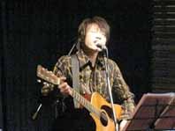 近藤金吾&近藤泰次(the くまげら)@ Shibuya SONGLINES 09.03.08_d0131511_19111540.jpg