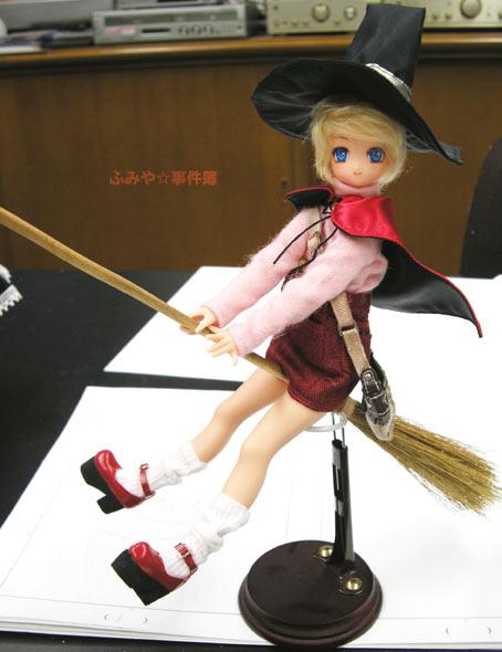 カスタムドール・サリーちゃん☆_d0104863_0435861.jpg