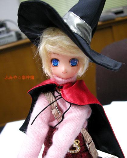 カスタムドール・サリーちゃん☆_d0104863_0495683.jpg