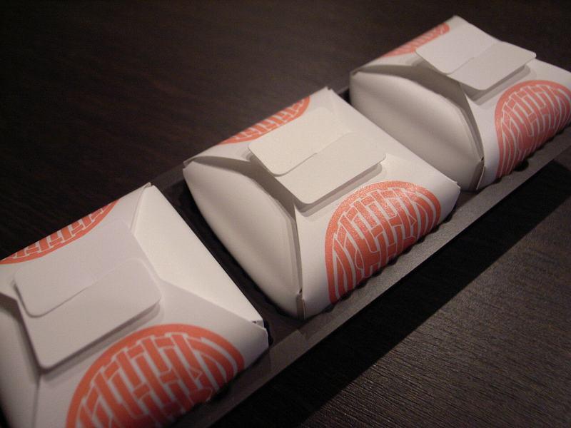 【デパ地下】資生堂パーラー 春のチーズケーキ(さくら味)_d0068879_1283877.jpg
