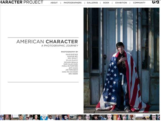 アメリカの個性を写真で祝福しよう! Character Project_b0007805_13173738.jpg