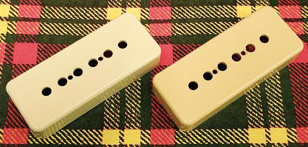 Ivory色のP-90(Soapbar)用Coverを入手!_e0053731_1971780.jpg