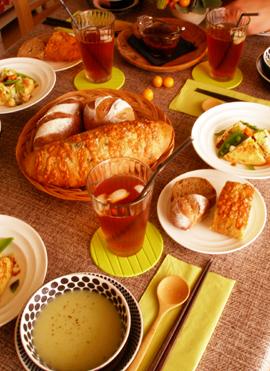 小学生以来のパン作り_e0068732_20393992.jpg