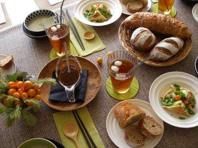 小学生以来のパン作り_e0068732_2042281.jpg