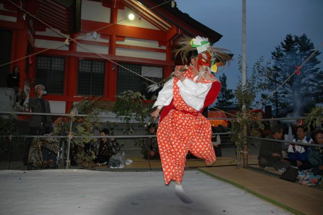 大塚八幡神社 祈年祭~春神楽~_c0045448_14352144.jpg
