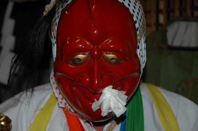 大塚八幡神社 祈年祭~春神楽~_c0045448_143553100.jpg
