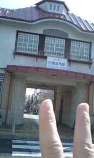 今日のwalk !_c0127581_22363059.jpg