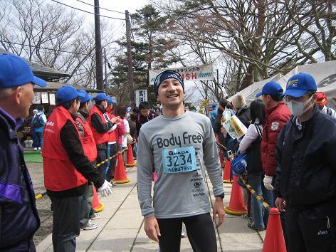 大山登山マラソン_f0166486_22474267.jpg