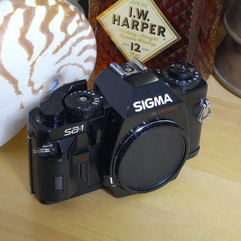 SIGMA 一眼レフカメラ オール・コンプリート_c0124795_1241138.jpg