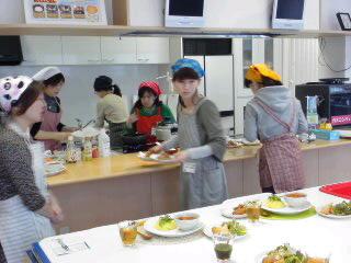 東部ガス3月・・・おうちで「Aisian Cafe」。_f0177295_1521835.jpg