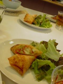 東部ガス3月・・・おうちで「Aisian Cafe」。_f0177295_1521867.jpg
