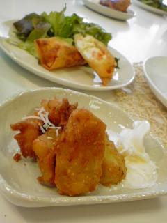東部ガス3月・・・おうちで「Aisian Cafe」。_f0177295_1521883.jpg