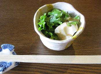 ちゃんとした日本食?_c0196240_1719449.jpg