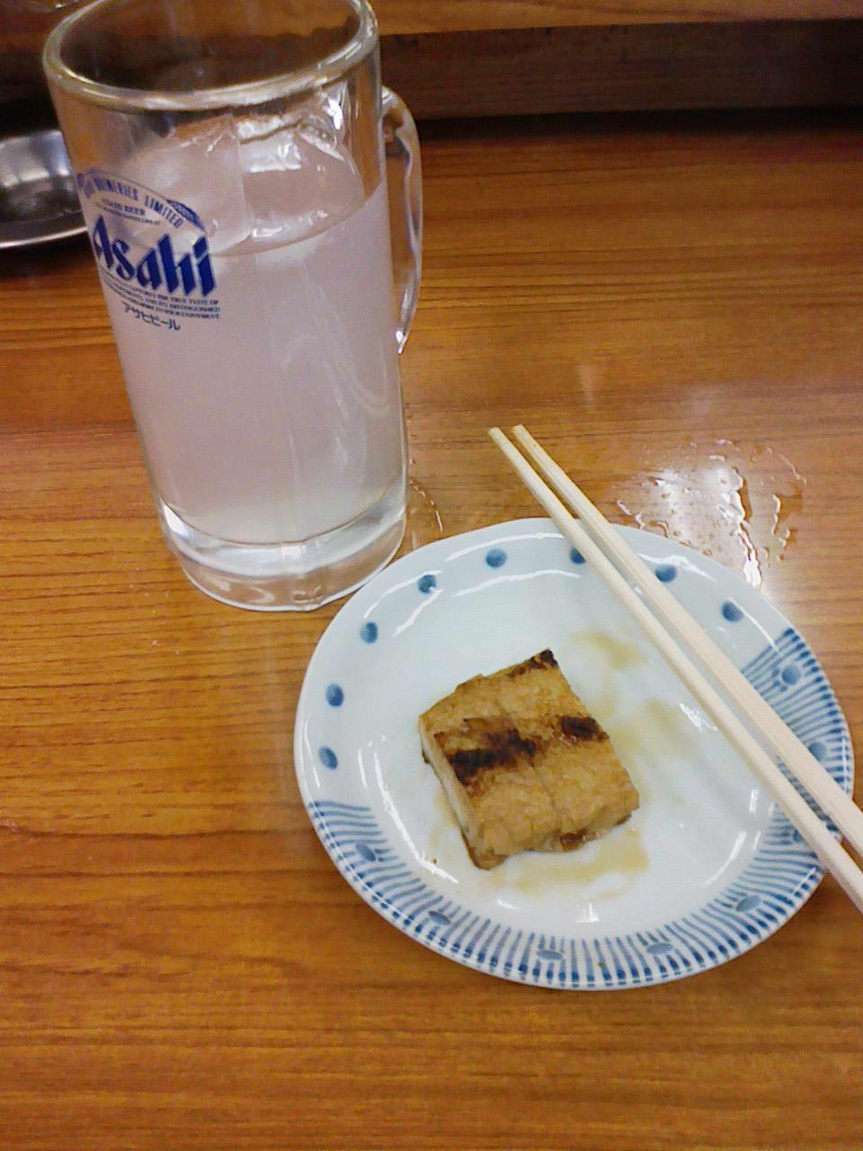 ■「あご天」と「新子」湊川で味わう。春の味がする。_c0061686_6351332.jpg