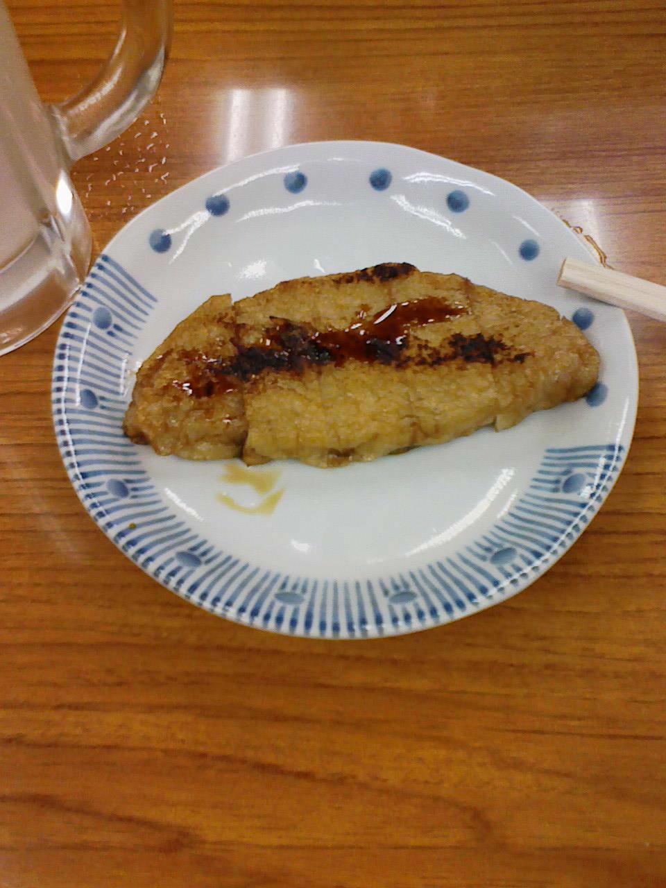 ■「あご天」と「新子」湊川で味わう。春の味がする。_c0061686_63615.jpg