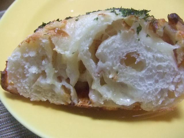 nuts bagel ちくわチーズ_f0076001_21293798.jpg