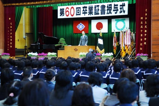 武雄中学校卒業式_d0047811_23212588.jpg