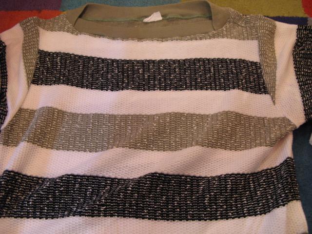 3/14(土)入荷商品!60'S ジャガードボーダーTシャツ _c0144020_13503058.jpg