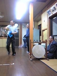 神楽最終練習_c0045448_19352929.jpg