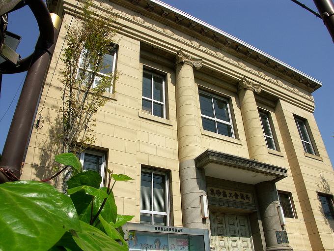旧高砂銀行本店_f0116479_18581369.jpg