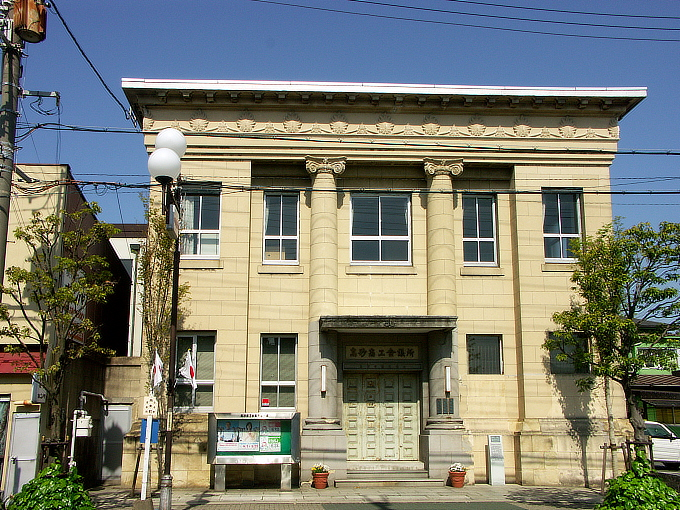 旧高砂銀行本店_f0116479_1902056.jpg
