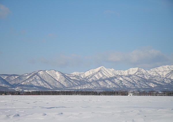 冬の樺戸連山_c0113597_1571790.jpg