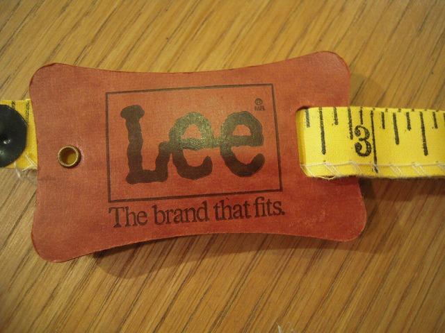 Lee  と Lee_d0121303_16505845.jpg
