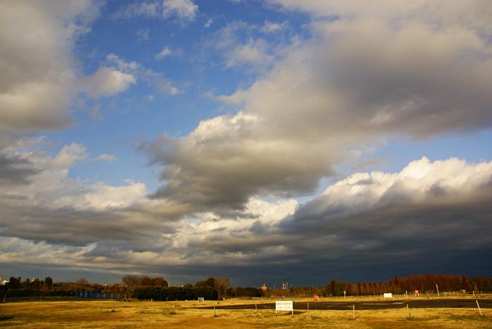 雲切れて_e0077521_20542432.jpg