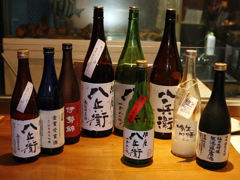 酒屋八兵衛の会inよし亭_a0000238_22334564.jpg