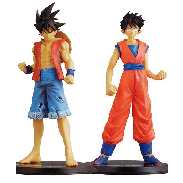 Dragon Ball × One Piece_a0118453_15562754.jpg