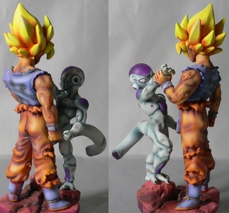 Dragon Ball × One Piece_a0118453_18183023.jpg