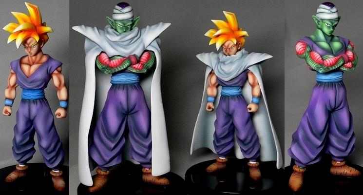 Dragon Ball × One Piece_a0118453_18202968.jpg