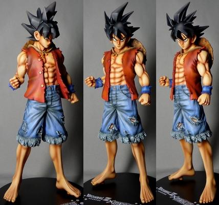 Dragon Ball × One Piece_a0118453_18232220.jpg