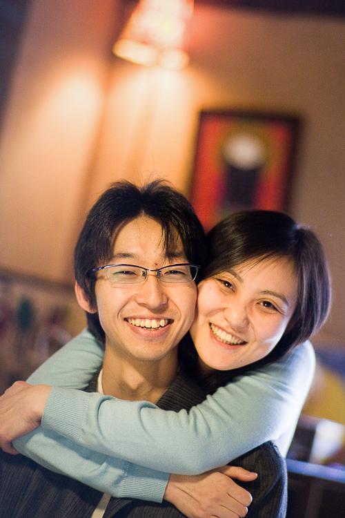 3/15 もうすぐ結婚する二人_a0120304_2332767.jpg