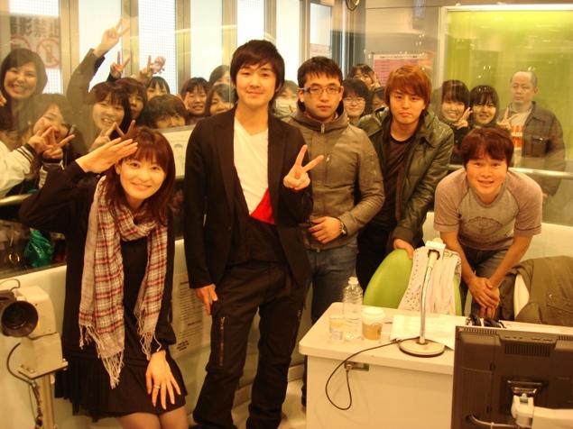 3/14 TOKYO FM スペイン坂_e0175260_1735522.jpg