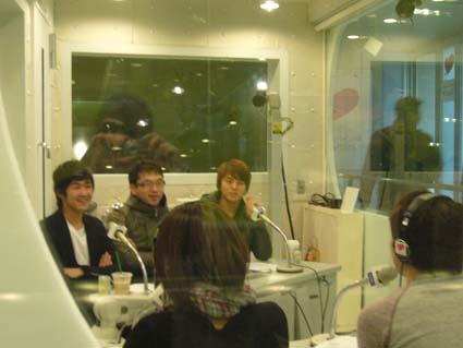 3/14 TOKYO FM スペイン坂_e0175260_18365968.jpg