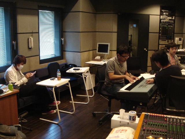 3/15 スタジオにて!_e0175260_18553895.jpg