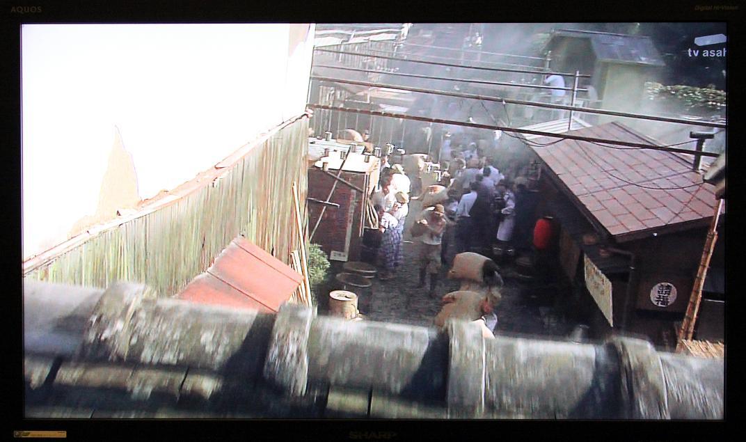 「警官の地」ロケ地           七ッ梅の春駒で一杯_a0107574_2103237.jpg