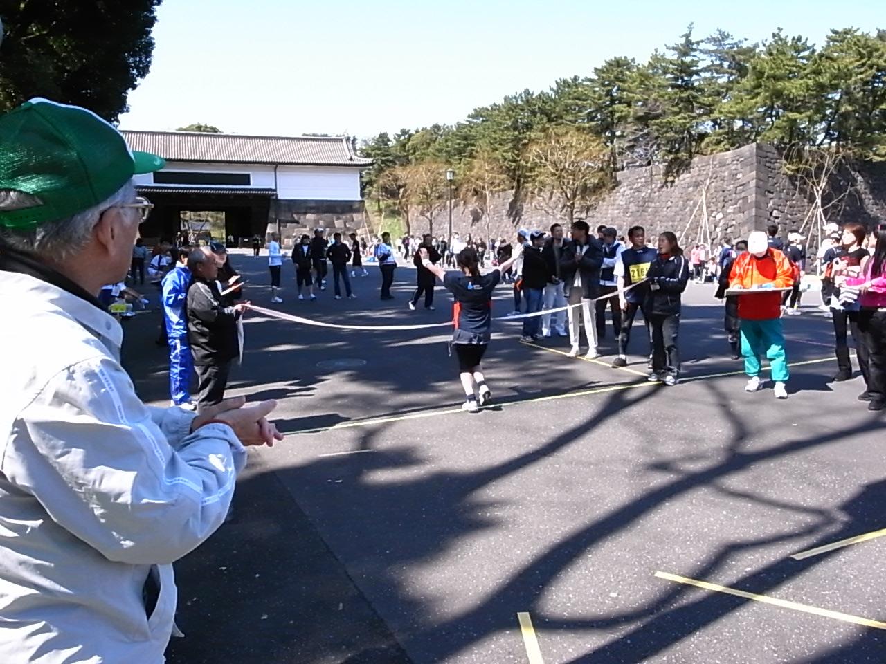 東京シティマラソン・ハーフ 結果報告_d0122797_17341811.jpg
