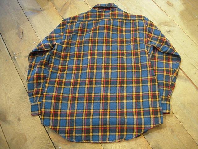 ネルシャツ色々!_d0121303_13463052.jpg